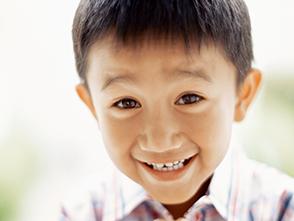 小児予防矯正で発育をサポート