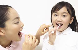 虫歯に対しての治療方針