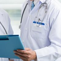 高次医療機関と連携